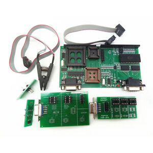 Upa Usb V1 3 Tms And Nec Adapter Car Praogrammer Tool Eeprom Board 8 Soic Clip