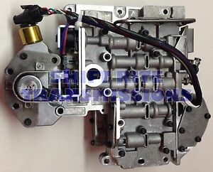96 99 47re Valve Body New Elect Remanufactured Dodge Transmission A618 Valvebody