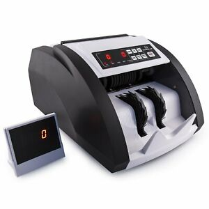 Trigear Money Counter Machine With Uv mg And Counterfeit Bill Detection