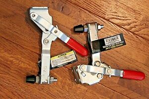 2 New Toggle Clamp 12130 Vertical Quick release Hand Tool 500lbs Capacity