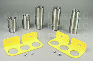 Challenger Quality Lift Auto Truck Stack Adapter Kit 10315 Made In Usa