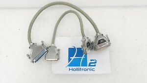 Hp Keysight 85662 60094 Bus Interconnect Cable And 85662 60093 Cable Spectrum