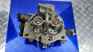 1990 Chevrolet Gmc Pickup S10 Throttle Body 4 3l Tbi 17089018 1429