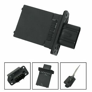 Front Heater Blower Motor Resistor For 2004 2011 Ford F 150 3f2z 18591 Aa