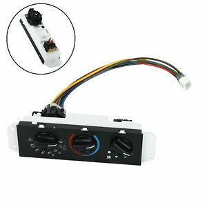 For 1999 2001 Jeep Wrangler Tj With Ac 55037473ab A c Heater Control Unit