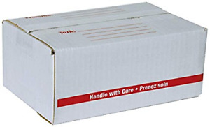 Seal it Extra Small Mailing Box 9 5 X 6 X 3 75 Inches 25 Pack