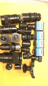 Lots Imagingsource Dfk Cameras Adaptors Lens
