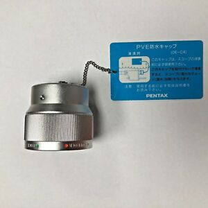 Pentax Oe c4 Pve Soaking Cap silver For Leak Testing Cleaning Endoscopes