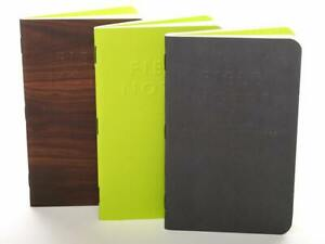 The James Brand Notepads By Field Notes New Sealed