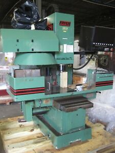 Cnc Milling Machine Used Vb 40 Fryer Machine Systems Anilam 1400 Control