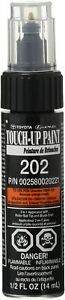 Genuine Toyota 00258 00202 21 Black Onyx Touch Up Paint Pen New Free Ship
