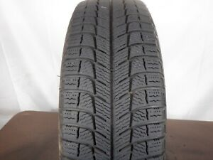 Set used 195 65r15 Michelin X Ice 95t 8 32 Dot 2514
