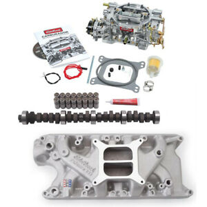 Edelbrock Performer Power Package Small Block Ford 1406 2121 2122