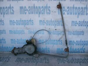 1985 1989 Cadillac Deville Fleetwood Coupe Oem Left Driver Side Window Regulator