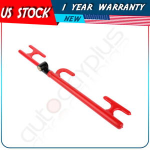 Heavy Duty Steering Wheel Lock Anti Theft For Universal Car Van Truck Suv