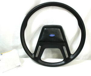 Beautiful 1979 1986 Ford Mustang Steering Wheel Fox Body Cruise Control