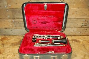 Vintage Clarinet with Case AS IS