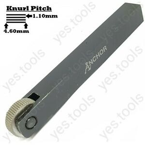 1 Wheel Lathe Knurling Tool Small Lathes 1 2 12 50mm Shank Anchor 1st Class