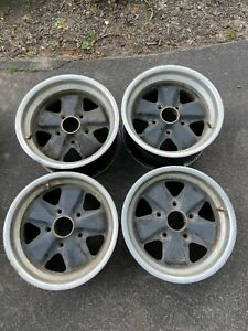 Original Porsche 911 930 964 993 944 7x15 8x15 Fuchs Rims Wheels