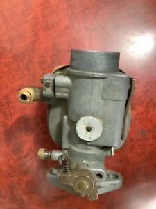 Zenith Side Draft 11194 Carburetor