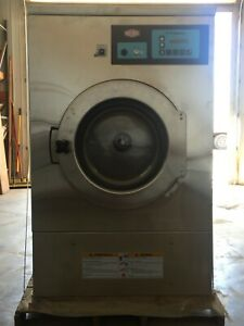 Milnor 60lb Front Load Washer Extractor Mwr27x5
