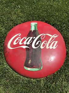 Coca Cola Button 48