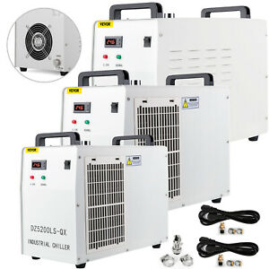 Industrial Water Chiller Cw5200 cw5000 cw3000 For Co2 Laser Tube Laser Engraver