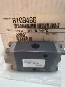 Coats Oem 8109466 Inflation Valve For All Coats Rim Clamp Tire Changer Machines