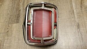1965 Plymouth Belvedere Satellite Tail Light Assembly 65
