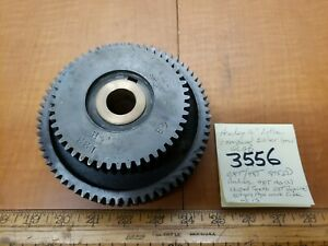Hendey Lathe 16 Qcgb Compound Idler Gear 68t 48t 875id Repaired