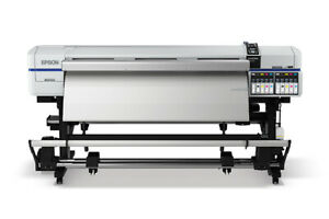 used Epson Surecolor S50670 64 Wide Format Printer