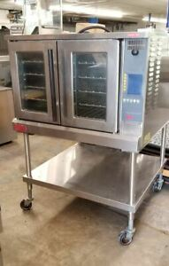 Lang Full Size Electric Convection Oven With Stand Ecco pt