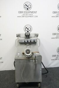 Hobart Electric Meat Mixer Grinder With Air Drive Foot Switch Model Mg1532