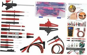 Test Leads Set 22 In 1 Multimeter Test Leads With Electrical Alligator Clips S