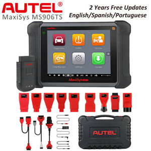 Autel Maxisys Ms906ts Tpms Programming Obd2 Auto Diagnostic Scan Tool Mp808ts