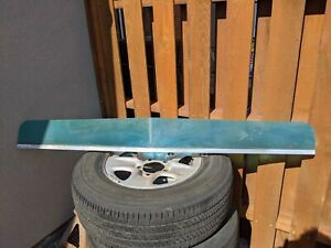 Vintage Deflecta shield Bug Deflector Truck Mopar Dodge Ford No Hardware Blue