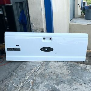 2008 Ford Ranger Tailgate Withou Handle