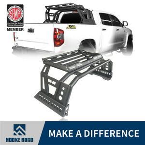 Hooke Road Truck Roll Bar W Luggage Rack Cargo Carrier For Toyota Tundra 14 20