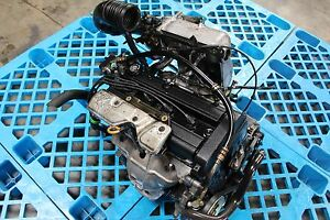 Jdm Honda Crv Civic Integra B20b 2 0l Engine Long Block Motor Low Compression