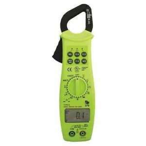 Tpi 270 Clamp on Tester With Digital Multimeter