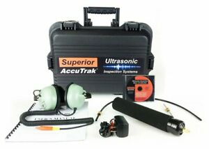 Accutrak Vpx wr Ultrasonic Leak Detector w Dynamic Noise Discrimination