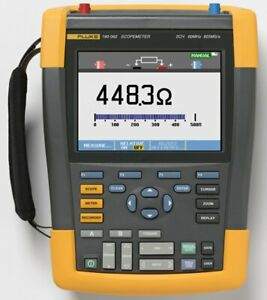 Fluke 190 062 am Color Scopemeter Series Ii