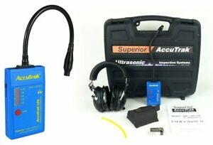Accutrak Vpe gn Professional Kit Ultrasonic Leak Detector With Gooseneck