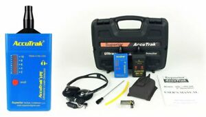 Accutrak Vpe Plus Kit Ultrasonic Leak Detector