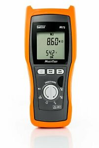 Ht Instruments M72 500v Insulation Meter Continuity Meter Trms Dmm