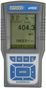 Oakton Wd 35418 21 Ph 620 Meter With Probe Nist Traceable Calibration Report