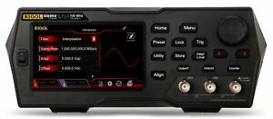 Rigol Dg992 Two Channel 100 Mhz Function Arbitrary Waveform Generator