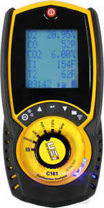 Uei C161 Residential Combustion Analyzer
