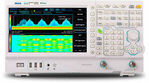 Rigol Rsa3030e tg 3 Ghz Real Time Spectrum Analyzer With Tracking Generator