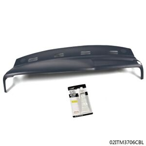 Molded Dash Cover Skin Cap Overlay For 2002 2005 Dodge Ram 1500 2500 One Piece